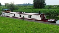 Sold - 51ft. EASTWOOD NARROWBOAT Similar boats required for brokerage