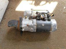 Mitsubishi starter & alternator