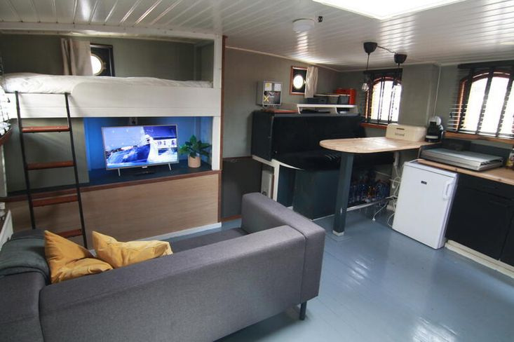 Two mast clipper, new modern interior, with TRIWV certificates