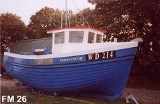 FM 26 Work Boat