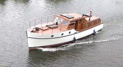 Thornycroft 38ft Motor Cruiser