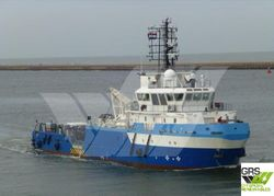 54m / 12,5knts Survey Vessel for Sale / #1079914