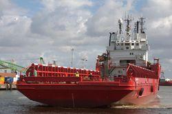 DP2 Large deck PSV