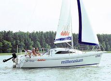 Viva 600 Trailer Sailer