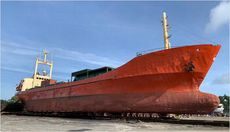248' US Flagged Singledecker General Cargo Vessel For Sale