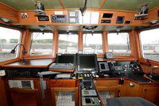 Ex Coastguard vessel KBV 288