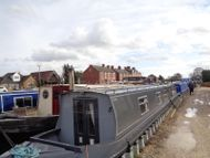 58ft Crusier stern Narrowboat Built 2009 by Steve Watts, Mellors Boat