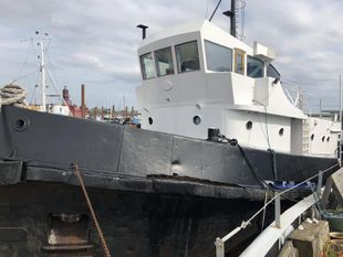 Stunning Tug Conversion