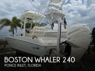 2018 Boston Whaler 240 Dauntless Pro