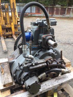 Tonanco Marine Gear, TM828 S, 3:1