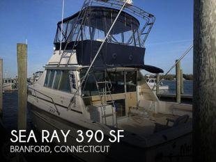 1986 Sea Ray 390 SF