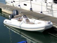 SUR Marine ST400 Rib   Tender