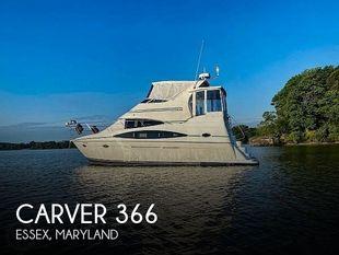 2003 Carver 366