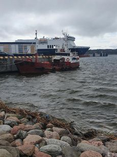 Oil tanker 21 m
