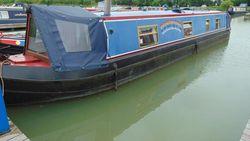 Rainbow, 2003, 45ft 2+1 berth. Cruiser Stern, Liverpool Boats