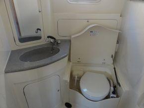 Master Cabin Sea Toilet