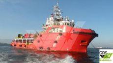 60m / DP 1 / 62ts BP AHTS Vessel for Sale / #1077785