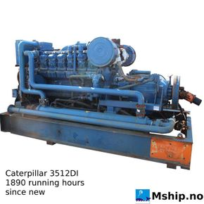 Caterpillar 3512 DI 2W8863