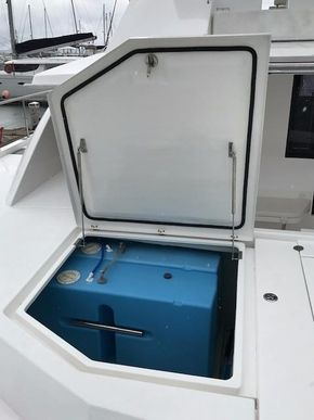 Starboard Forward Locker