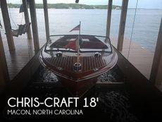 1955 Chris-Craft Continental