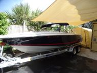 2007 Chris-Craft Lancer 22 Rumble
