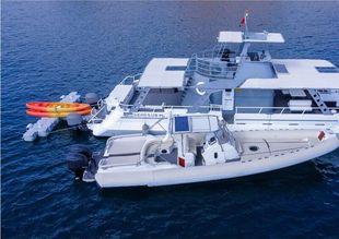 18.4m Luxury Semi submarine For Sale