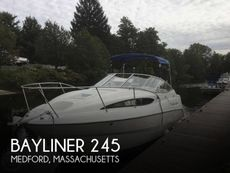 2003 Bayliner 245 Ciera Sunbridge
