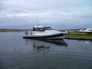 Fast Passenger Boat