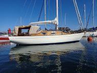Vindö 32, 29ft sloop classic sailing yacht - SOLD