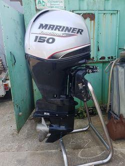 Mariner 150hp 4 stroke