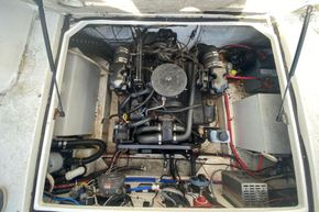 Wellcraft-Mariya-too-engine