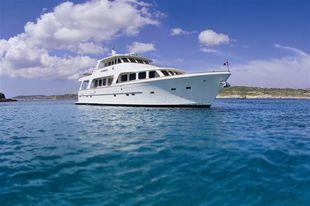 24m Luxury Fishing Yacht
