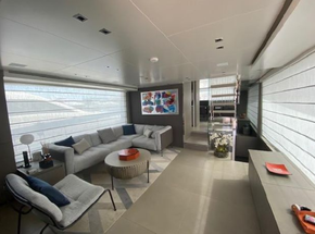 Carine Yachts  - Luxury Yacht Brokerage | SANLORENZO SX76 2019 | Photo 12