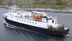RO- PAX FERRY - CARGO- CAR Coastal Trading