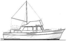 Yukon 36 Trawler Motor Yacht - project