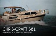 1982 Chris-Craft Catalina 381