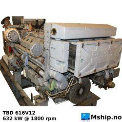 DEUTZ MWM TBD 616 V12