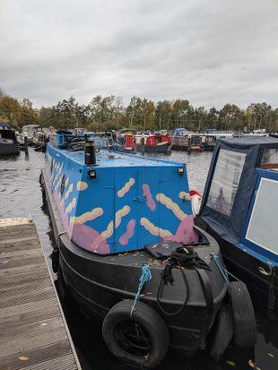 47ft Narrow boat, Homage