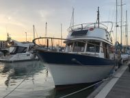 Liveaboard Trawler in Central London