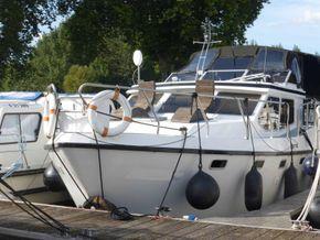 Dutch Steel Motor Cruiser JM YACHT - Exterior