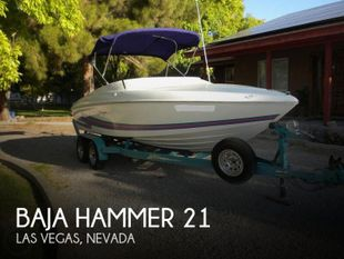 1997 Baja Hammer 21