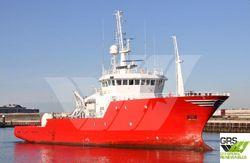 51m / 11knts Survey Vessel for Sale / #1059613
