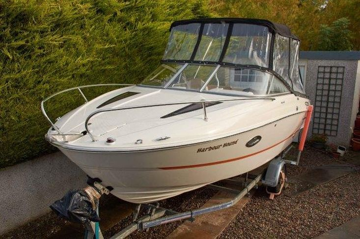 2016 Bayliner Cuddy 642