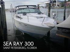 1989 Sea Ray 300 weekender