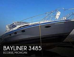 1989 Bayliner 3485 Avanti Sun Bridge