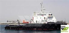 50m Multirole Dive Support Vessel for Sale / #1073318