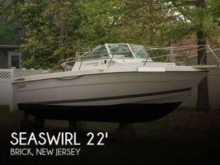 1998 Seaswirl Striper 2150