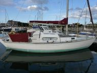 MkII Invicta 26 Sailing Yacht/ Yard Trailer