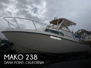 1984 Mako 238
