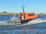 Fast Response Vessel 14 m. NEW 2021